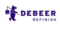 Image of the De Beer Logo at Allard Paint Distributors