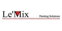 Image of the Le mix Logo at Allard Paint Distributors
