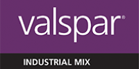 Image of the Valspar Industrial Mix Logo at Allard Paint Distributors