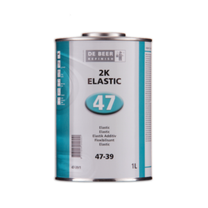 Image of a tin of De Beer 47-39 Flexing Agent 1 Litre