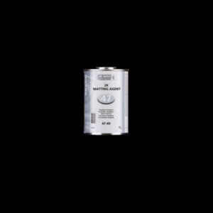 Image of a tin of De Beer 47-49 Matt Agent 1 Litre