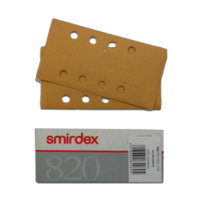 Image of a box of Smirdex vel 115 Abrasive Pads
