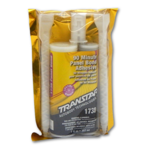 Image of a packet of Transtar 90min panel bond adhesive