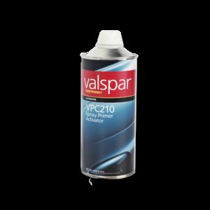 Image of a can of Valspar Refinish vpc 210 epoxy primer activator .946 Litre