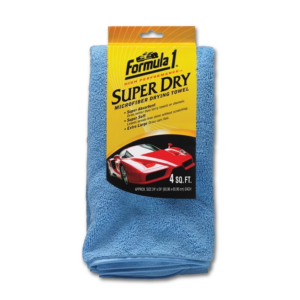 image of superdry microfibre cloth