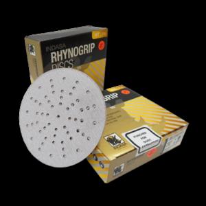 Indasa RynoGrip HT Line 150mm Velcro Sanding Disc